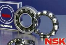 NSK开放型单列深沟球轴承选型表
