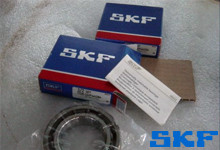 SKF单列角接触球轴承选型表