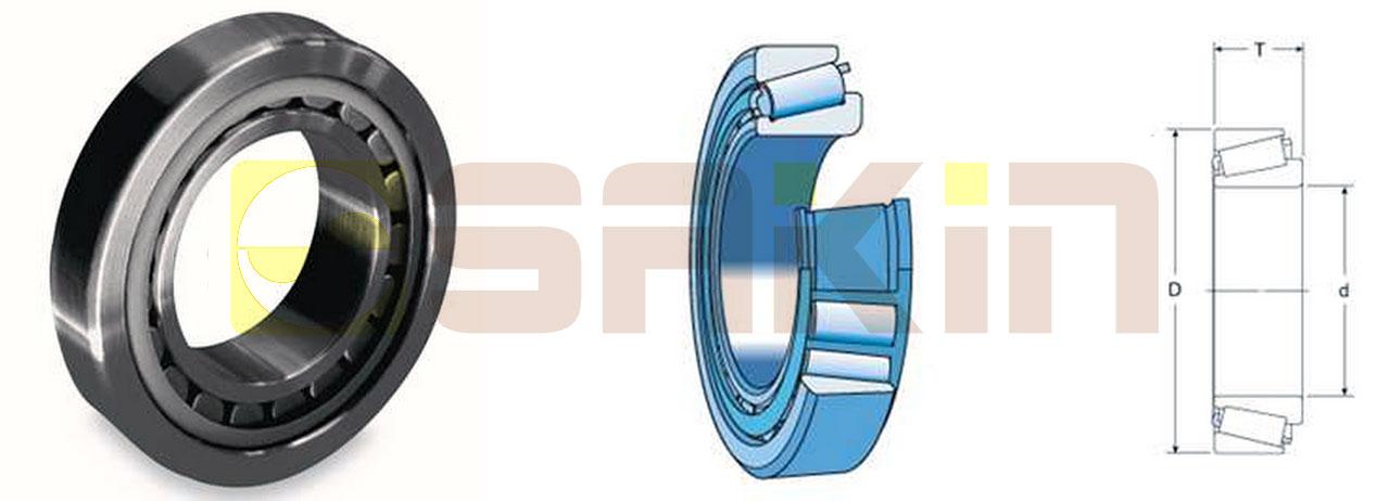 SKF圆锥滚子轴承