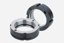 KC型开槽式精密锁紧螺母尺寸参数表
